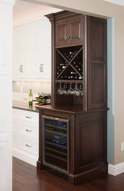 Stunning 17 Best Ideas About Wine Storage Cabinets On Pinterest Kitchen Mini Fridge Storage Cabinet