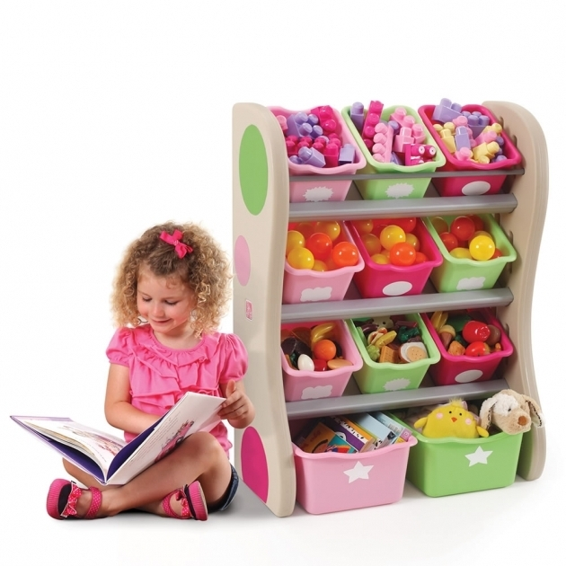 Stunning Fun Time Room Organizer Kids Toy Storage Step2 Step 2 Storage Bin