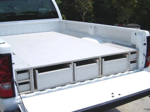 Stunning How To Install A Truck Bed Storage System How Tos Diy Truck Bed Storage Containers