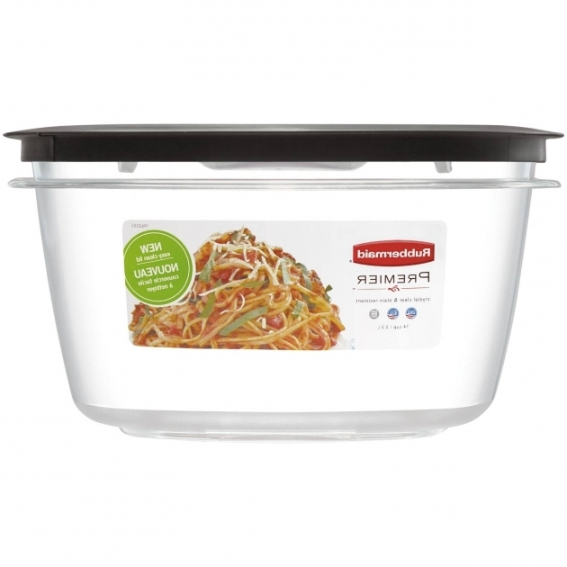 Rubbermaid premier food storage containers storage designs for Premier cuisine