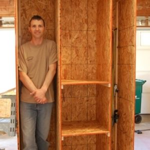 How To Build A Storage Cabinet