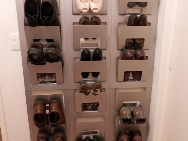 Stylish Furniture 45 Various Shoe Storage Ideas Ingenious Shoe Storage Container Store Shoe Storage