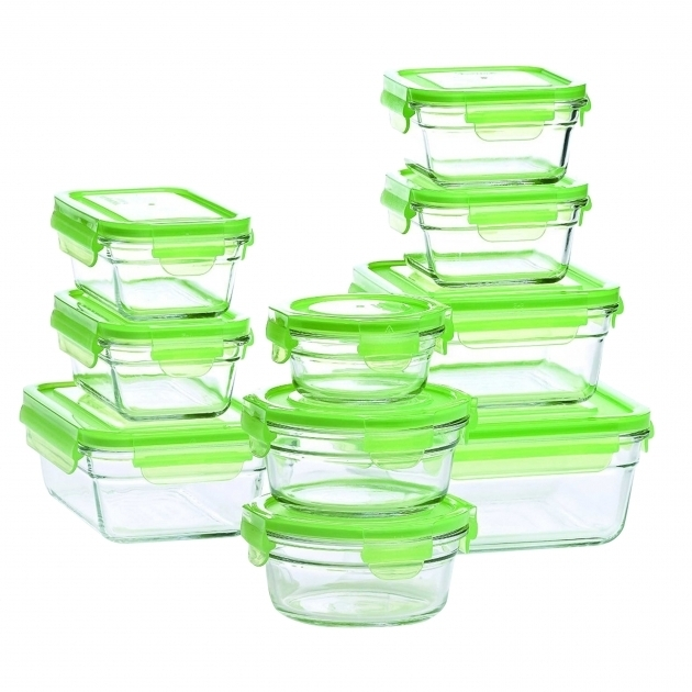 Stylish Glasslock Glasslock 20 Piece Storage Container Set Reviews Wayfair Glasslock Food Storage Container Sets