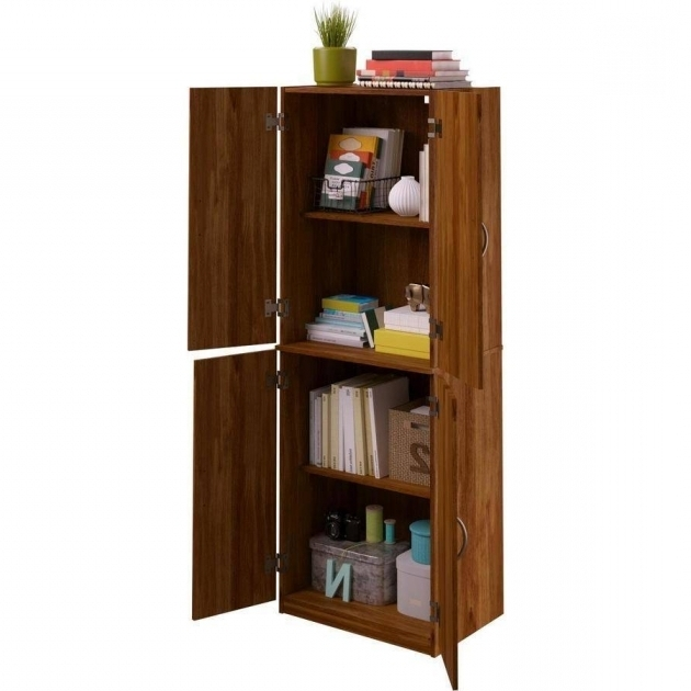 Stylish Mainstays Storage Cabinet Multiple Finishes Walmart Mainstays Storage Cabinet