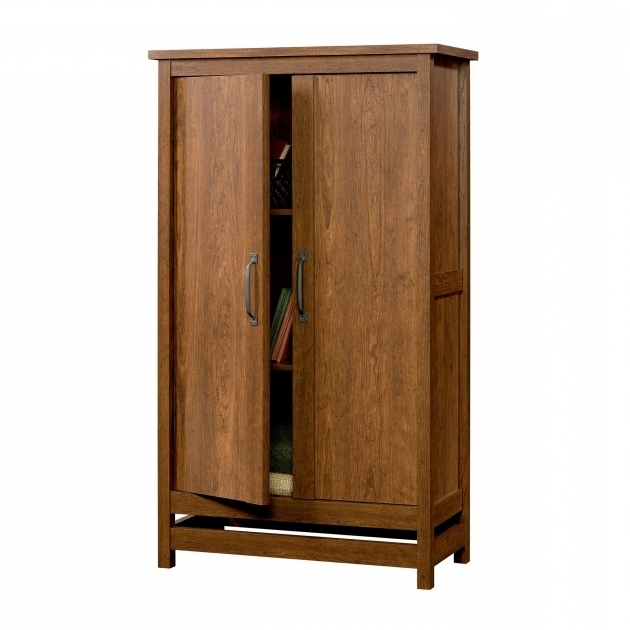Stylish Sauder Cannery Bridge Storage Cabinet 25649 At Kmart 60 18hx35 Kmart Storage Cabinet