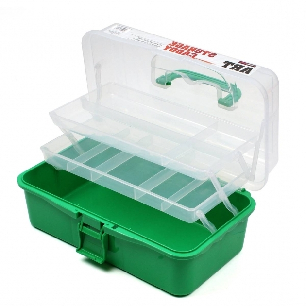 Alluring Green Art Caddy 33x20x15 Cm Hobcraft 5 Other Nice Stuff Art Storage Containers