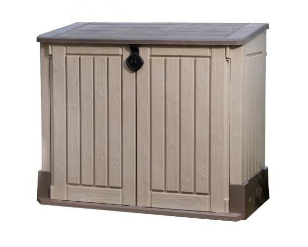 Alluring Storage Interesting Small Plastic Trash Cann Storage With Stunning Trash Bin Storage Cabinet