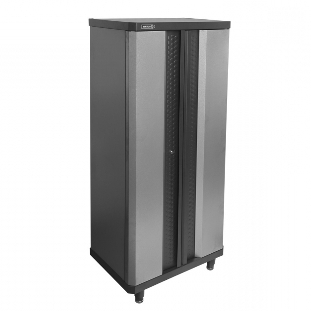 Amazing Shop Kobalt 30 In W X 7237 In H X 205 In D Steel Freestanding Or Kobalt Storage Cabinets