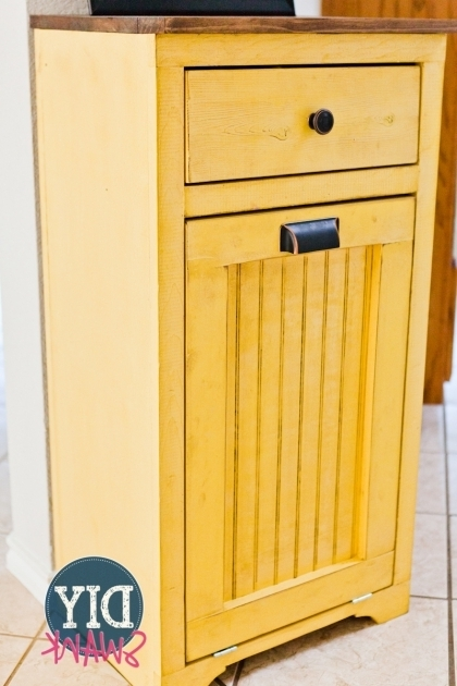 Amazing Tilt Out Trash Bin Storage Cabinet Best Home Furniture Decoration Tilt Out Trash Bin Storage Cabinet