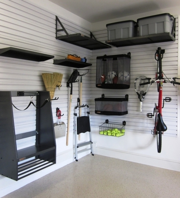 Awesome Small Garage Storage Ideas Finished With Black Furntiure Design Sears Garage Storage Cabinets