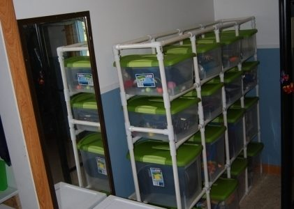Family Dollar Storage Bins