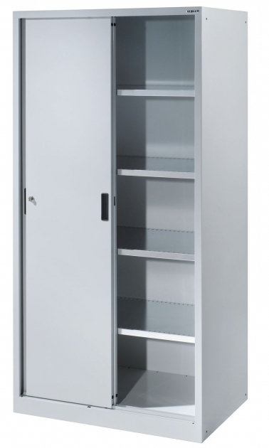 Best Awe Inspiring Storage Cabinets With Doors Also Adjustable Metal Metal Storage Cabinet With Doors