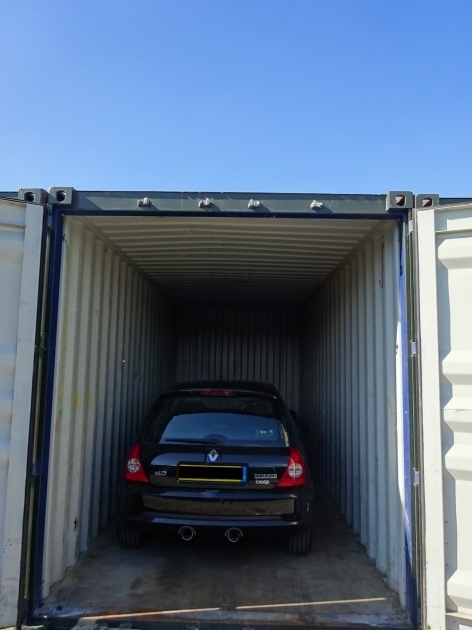 Fantastic Car Motorcycle Storage In Kent Glebe Self Storage Containers Storage Containers For Cars