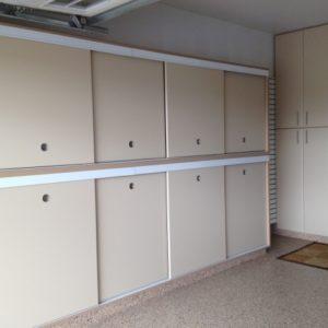Garage Storage Cabinets With Doors
