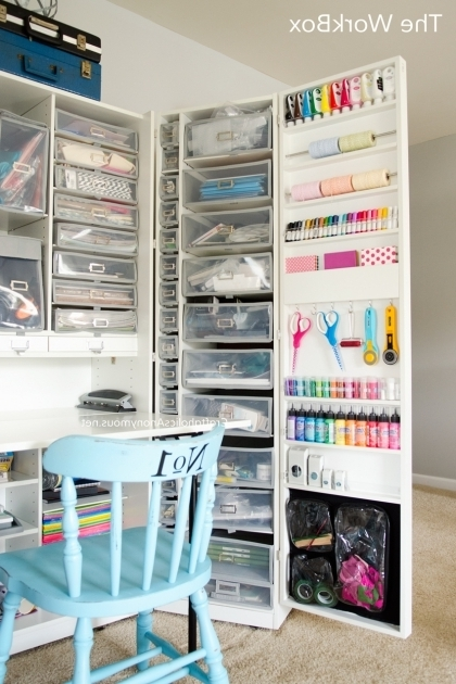 Arts And Crafts Storage Bins