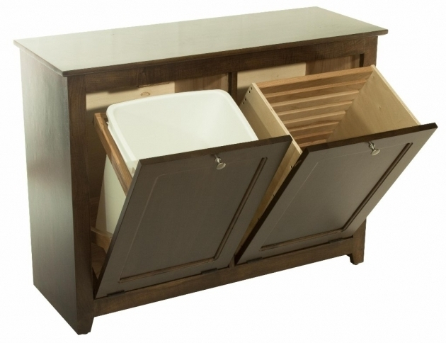 Fascinating Tips Customize Your Kitchen Cabinet With Tilt Out Trash Bin Tilt Out Trash Bin Storage Cabinet