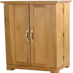 Small Wood Storage Cabinets