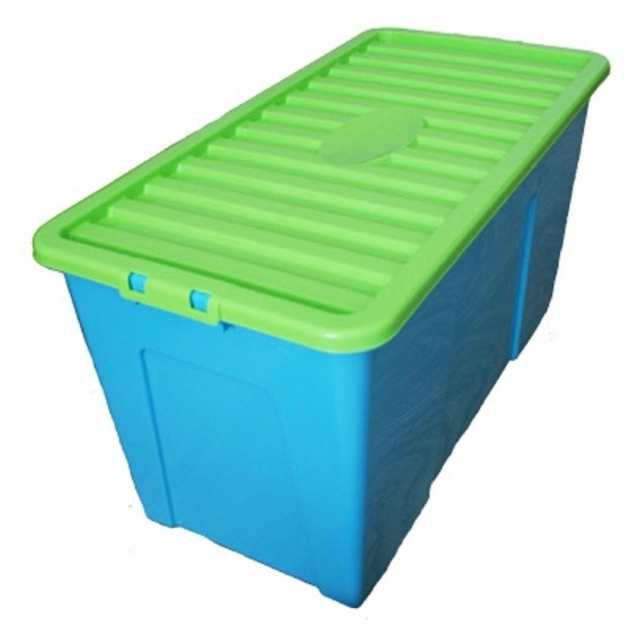 Gorgeous Good Looking Interior With Blue Plastic Lids Storage Bins With Extra Large Storage Bins
