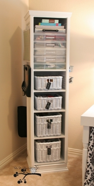 Image of 25 Best Ideas About Scrapbook Organization On Pinterest Craft Scrapbooking Storage Cabinet