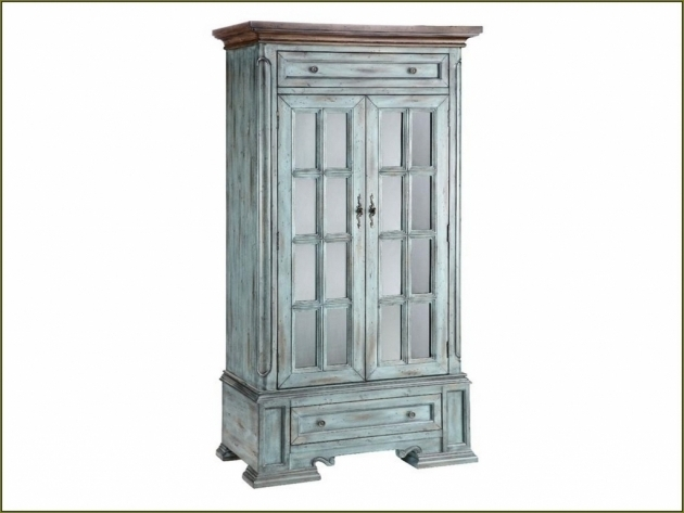 Image of Furniture White Wooden Tall Cabinet With Frosted Glass Doors And Tall Storage Cabinets With Doors And Shelves