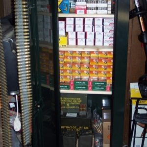 Ammunition Storage Cabinet