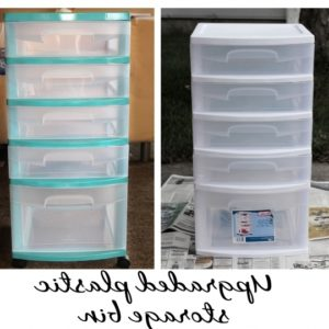 Cheap Plastic Storage Bins