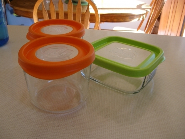 Incredible Ziploc Versa Glass Natural Red Ziploc Food Storage Containers