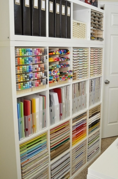 Inspiring 25 Best Ideas About Scrapbook Organization On Pinterest Craft Scrapbooking Storage Cabinet