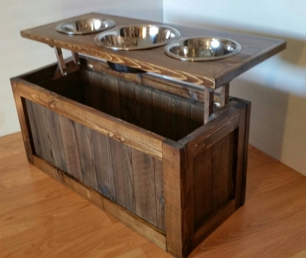 Inspiring Diy Pet Food Storage Cabinet Best Home Furniture Decoration Dog Food Storage Cabinet