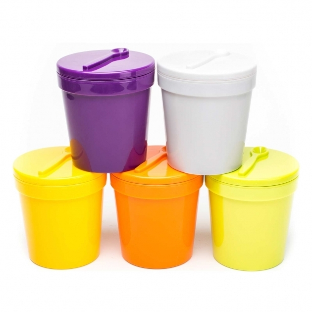 Inspiring Food Storage Container For Sale Yellow Zakstyle Zak Designs Ice Cream Storage Container