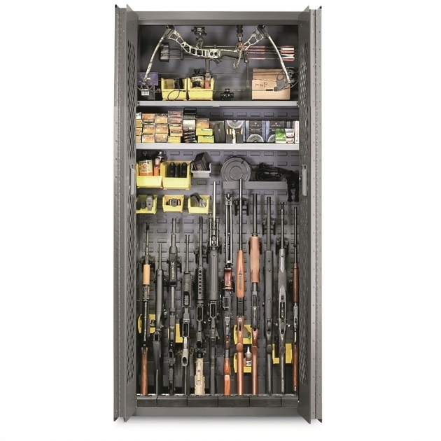 Marvelous Secureit Tactical Model 72 12 Gun Storage Cabinet 690350 Gun Secureit Tactical Model 52 Six Gun Storage Cabinet