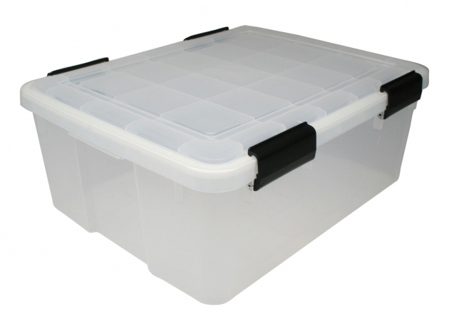 Outstanding Brocktonplace Page 9 Simple Outdoor With Plastics 32 Gallon Airtight Storage Bins