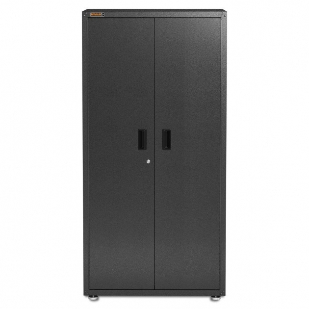 Picture of Free Standing Cabinets Garage Cabinets Storage Systems Storage Cabinets At Home Depot