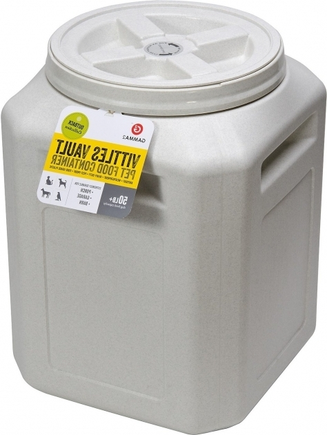 Picture of Gamma2 Vittles Vault Pet Food Storage 50 Lb Chewy 50 Lb Dog Food Storage Containers