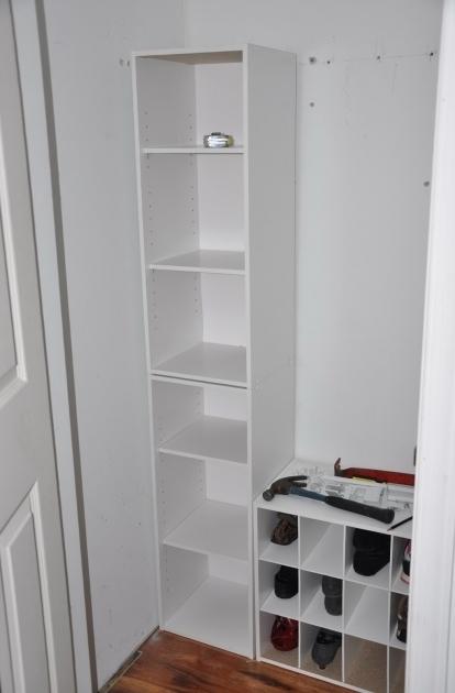 Remarkable Minimalis Garage Storage Racks Lowes Roselawnlutheran Lowes Storage Cabinets White
