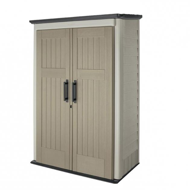 Rubbermaid outdoor storage cabinet designs