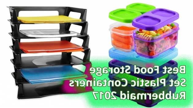 Stylish Best Food Storage Set Plastic Containers Rubbermaid 2017 Food Best Plastic Food Storage Containers
