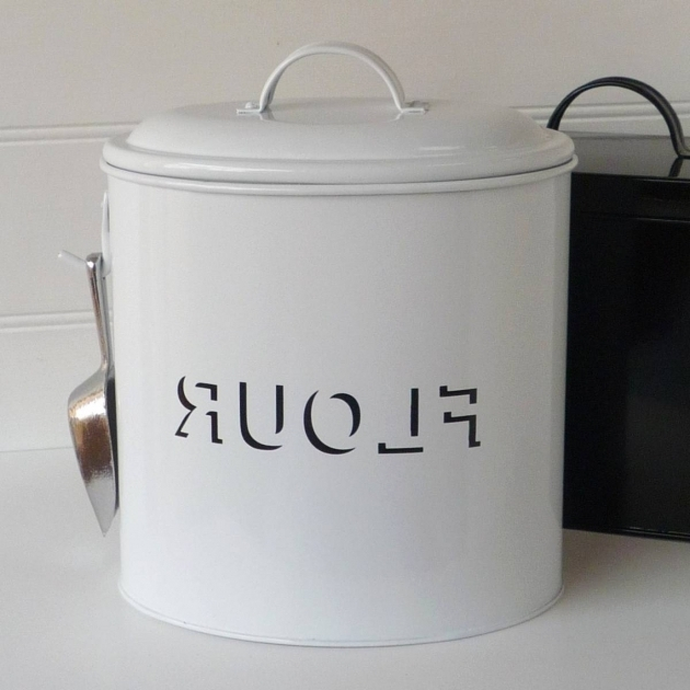 Stylish Modern Flour Storage Container Storage Help To Keep Kitchen Flour Storage Containers