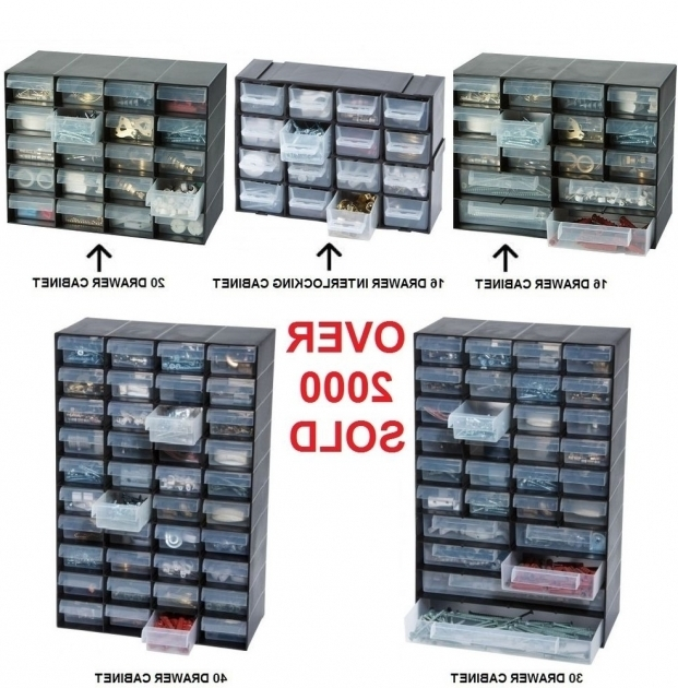 Stylish Multi Drawer Storage Cabinet Unit Small Parts Nail Screw Craft Craft Storage Cabinets With Drawers