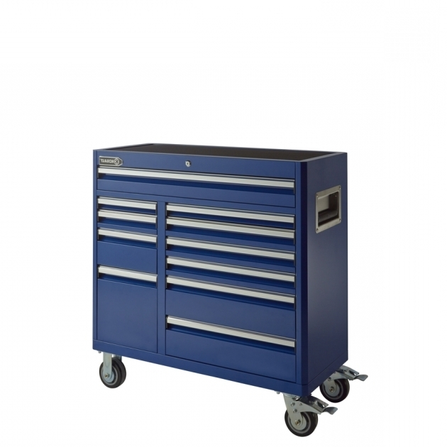 Stylish Shop Kobalt 41 In X 41 In 11 Drawer Ball Bearing Steel Tool Kobalt Storage Cabinets