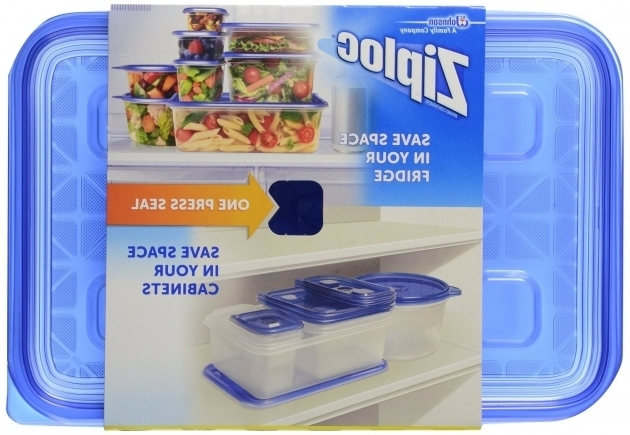Stylish Ziploc Food Storage Container Large Rectangle 2 Ct 025700709411 Ziploc Food Storage Containers