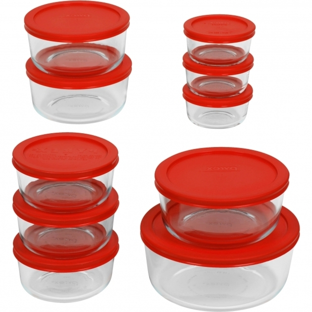 Alluring Pyrex 20 Pc Storage Plus Set Walmart Pyrex 22 Piece Food Storage Container Set