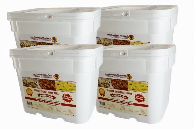 Alluring Survival Blog The Importance Of Food Storage Containers Long Term Food Storage Containers