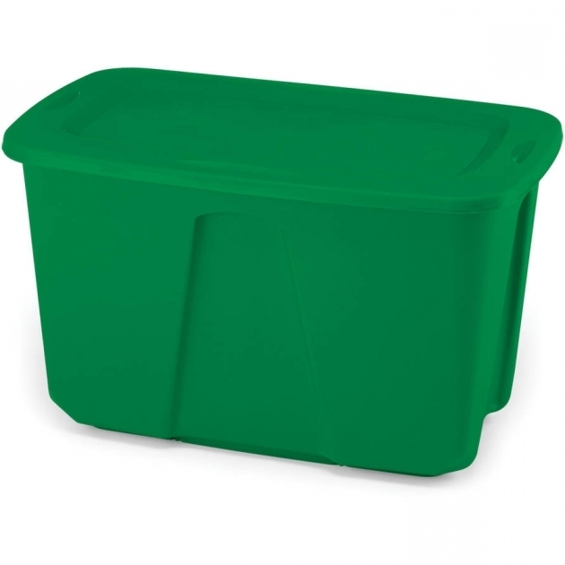 Plastic Storage Bins With Lids Storage Designs