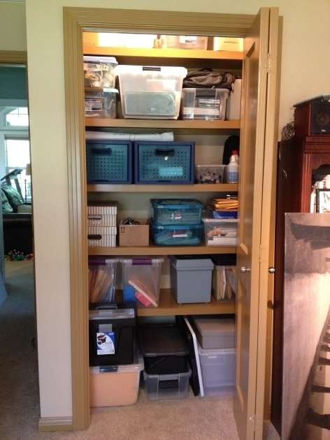 Awesome Office Closet Organizing Solutions Kc Storage Bins For Closet
