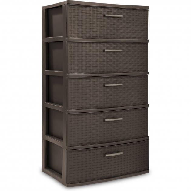 Awesome Plastic Drawers Plastic Storage Bins With Drawers
