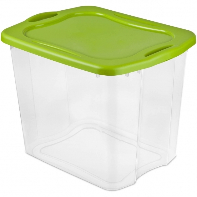 Awesome Plastic Storage Boxes Walmart Plastic Storage Bins With Lids