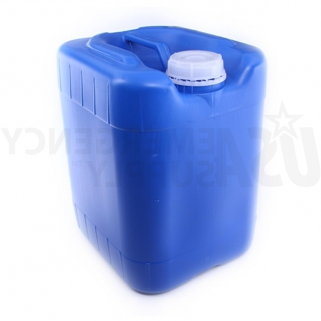 Best 5 Gallon Stackable Emergency Water Container Usa Emergency Supply 5 Gallon Water Storage Containers