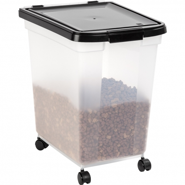 Best Iris Airtight Pet 50 Oz Food Storage Container Reviews Wayfair Iris Storage Containers