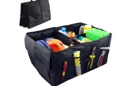 Car Trunk Storage Containers